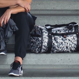 Lululemon High Mileage Duffel